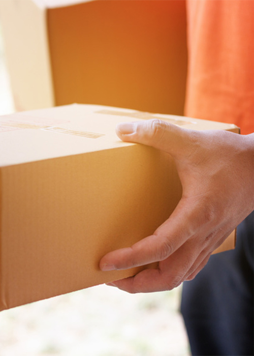 Hand Deliveries